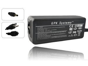 GPK Systems® 40W AC Adapter for Toshiba Thrive Android Os 10-inch Tablet At105-t1016 At105-t1032 At105-t108 At105-t1016g ...
