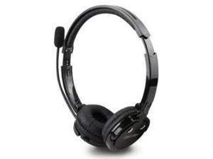 2 in 1 Over the Head Boom Mic Microphone Stereo Bluetooth Headset Wireless Handsfree Headphone Nosie Canceling - BH-M20 (Black)+Free ...