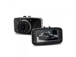 "GF8000H Full HD 1080P Vehicle 2.7"" Car DVR Camera Dash Cam Recorder IR Night Vision 170 Degree"