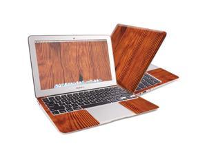 "MightySkins Protective Skin Decal Cover for Apple MacBook Air 13"" with 13.3 inch screen Sticker Skins Knotty Wood"
