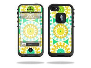 MightySkins Protective Vinyl Skin Decal Cover for LifeProof iPhone 5 / 5S Case fre Case Sticker Skins Slices