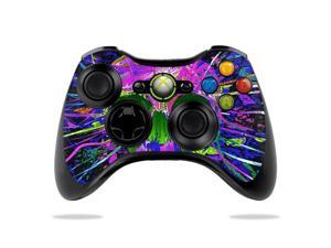 MightySkins Protective Vinyl Skin Decal Cover for Microsoft Xbox 360 Controller Sticker Skins Hard Wired