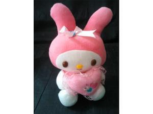 Plush Cartoon Rabbit Shaped USB PC Webcam Web Camera