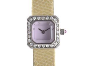 Sugar Cube Diamond Watch 137.427.47