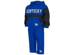 Infant Toddler Kentucky Wildcats UK Hoodie and Pants Set