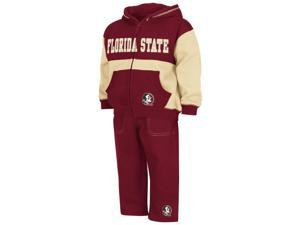 Infant Toddler FSU Florida State University Hoodie and Pants Set