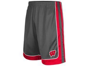 University of Wisconsin Badgers Men's Performance Basketball Shorts