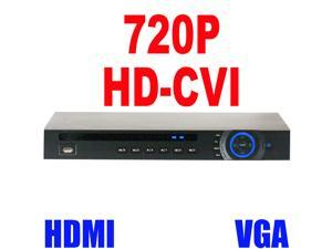 GW 16 Channel 720P HD CVI Standalone Recorder (2TB HDD) 30 Fps Real Time Motion Detection iPhone Android Compatible High ...