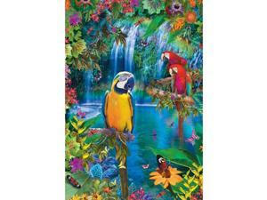 Educa Bird Tropical Land Jigsaw Puzzle