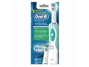 Oral-B Vitality Dual Clean Rechargeable Electric Toothbrush 1 ea