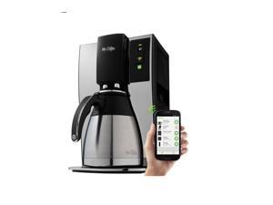 Mr. Coffee 10-Cup Optimal Brew wi-fi controlled Smart Coffee Maker enabled by WeMo, BVMC-PSTX91WE