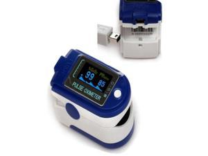 CONTEC Brand New Pulse oximeter CMS50D+, CE/FDA approven,with PC software,OLED display.