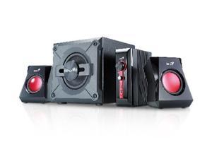 GENIUS SW-G2.1 1250 - 2.1-channel PC multimedia speaker system