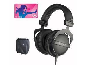Beyerdynamic DT-770 M 80 Studio Headphones $25 iTunes Gift Card Bundle