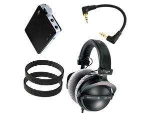 Beyerdynamic DT-770 Pro 250 Ohm with FiiO E11 Professional Headphone Bundle