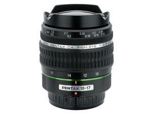 PENTAX DA 10-17mm f/3.5-4.5 ED (IF) Fish-Eye Lens for Pentax Digital SLR