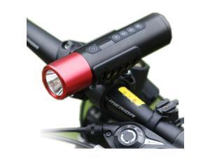 Multifunction Waterproof Bicycle Portable Phone Sport Speaker with Flashlight - OEM