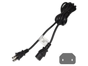 sony tv power cord replacement. hqrp 10ft ac power cord for sony kdl-46z4100 kdl-40v4100 kdl-40v4150 tv replacement