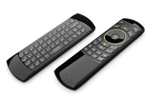 Rocktek RT-MWK25 2.4GHz All in 1 Wireless Keyboard with Air Mouse and Universal Remote Controller for HTPC Android TV Box