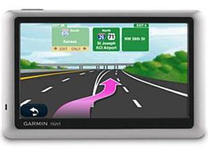"Garmin nuvi1450LMT 5"" GPS with Lifetime Maps & Traffic Updates"