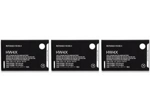 Motorola Bat-HW4X 3-Pack Cell Phone Accessories