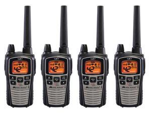 Midland GXT860VP4 (4 Pack) Two Way Radio Value Pack