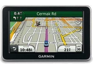 Garmin nuvi 2460LT 5-Inch Widescreen Bluetooth Portable GPS Navigator