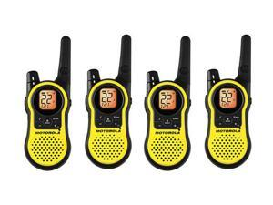 Motorola MH230R (4 Pack) Talkabout Two-Way Radio