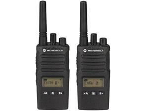 Motorola RMU2080D (2 Pack) Two Way Radio - Walkie Talkie