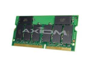 Axiom 256MB 144-Pin SO-DIMM PC 133 Memory TAA Compliant Model AXG13951000/1
