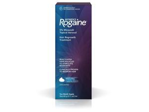Rogaine Womens OnceADay Foam Two Month Supply Womens Once A Day Foam Two Month Supply
