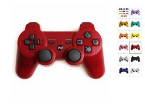 Sixaxis Dual Shock 3 wireless Bluetooth Controller for PlayStation 3 PS3