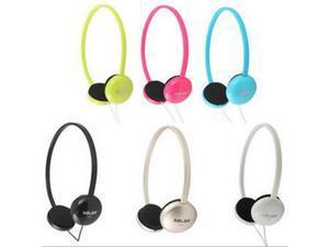 Headphone Stereo Headphone Headset Earphone Microphone Mic