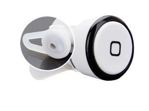 Ultra-small mini Stereo Bluetooth V3.0+EDR Wireless Headset Music Phone Call Cell Head Set Black Earphone Earset Headphone