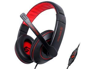 Gaming  Headphone Earphone Headset FM Radio Monitor MP3 PC TV Mobile Phones Headphones