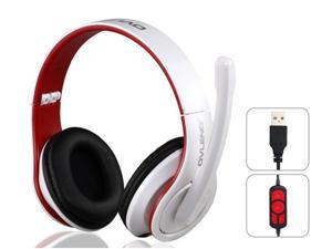 USB PC Headset Gaming Headset Microphone