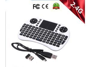 2.4G mini wireless keyboard flying squirrel multimedia mini keyboard with a USB mouse and keyboard set air