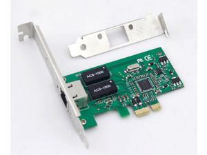 2014 New arrival Hot sale PCI-E Ethernet LAN Adapter 1000M RTL8111C Network Card for PC Computer