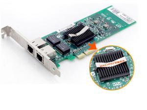 intel 82576 NIC E1G42ET server ROS soft dual-port Gigabit Ethernet routing PCIE