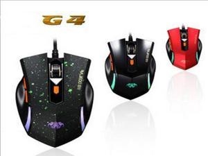 breathing light Optical Adjustable 6D Button Wired Gaming mouse Game Mice usb Mouse for Laptop PC