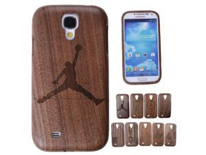 For Samsung Galaxy S4 i9500,2014 New Arrival SAPELE Shootting Jordon Pattern Protective Phone Back Case Cover