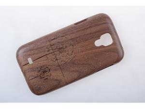 For Samsung Galaxy S4 i9500,2014 New Arrival SAPELE Dandelion Pattern Protective Phone Back Case Cover