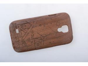 For Samsung Galaxy S4 i9500,2014 New Arrival SAPELE Windmill Sun Water Pattern Protective Phone Back Case Cover