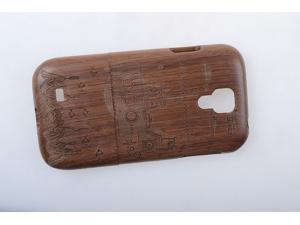For Samsung Galaxy S4 i9500,2014 New Arrival SAPELE Ship Pattern Protective Phone Back Case Cover