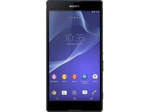 Xperia T2 Ultra 4G Cell Phone (Unlocked) - Black D5316