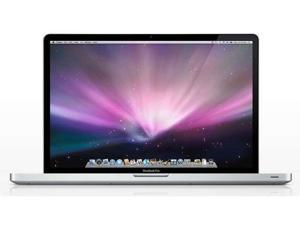 "Apple MacBook Pro 17"" Laptop, Intel Core 2 Duo 2.8GHz 4GB DDR3 500GB HDD Bluetooth Mac OS X 10.5 Leopard MC226LL/A"