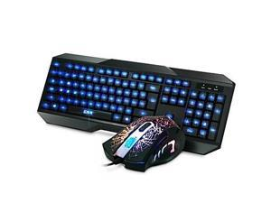 TK-3100 Luminous Game USB Keyboard And USB Mouse