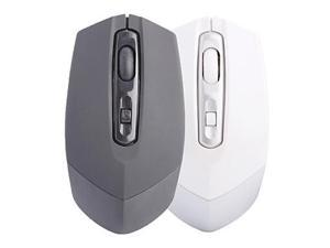 2.4G Wireless High-frequency Optical Mouse (DPI 1000/1200/1600) , White
