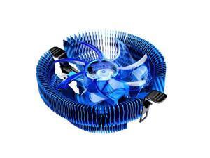 4Pin PWM LED CPU Cooler Heatsink Ultra Silent Fan for AMD 754/939/AM2/AM2+/AM3 Intel LGA775/LGA1155/LGA1156