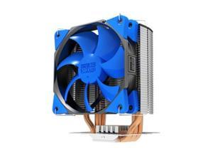 3 Copper Heat Pipes 4 Pin Silent PC CPU Cooler Heatsink PWM Fan For Inter LGA2011/1156/1366 AMD FM1/AM2/AM2+/AM3
